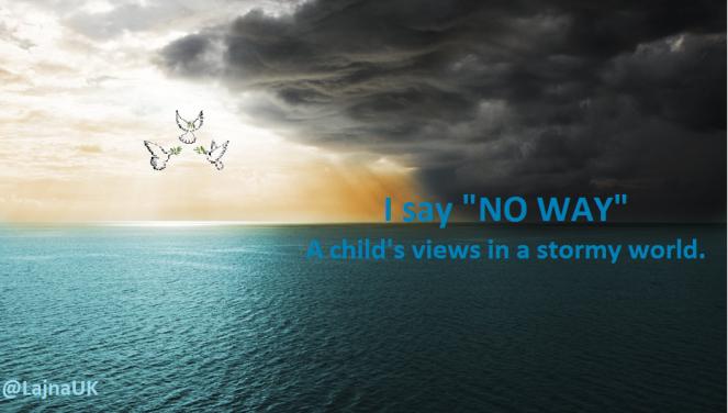 NO WAY graphic