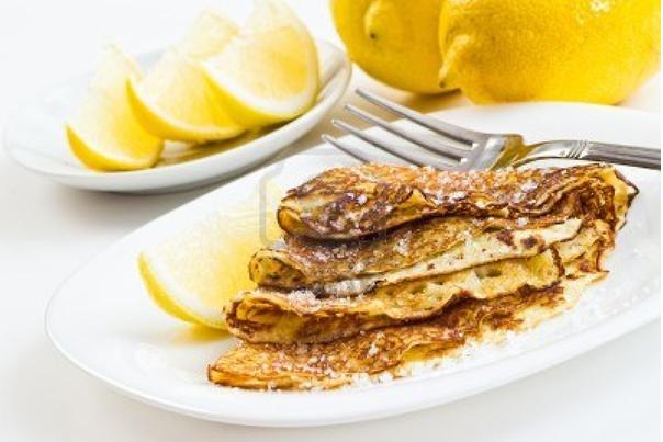 Prayers to Pancakes