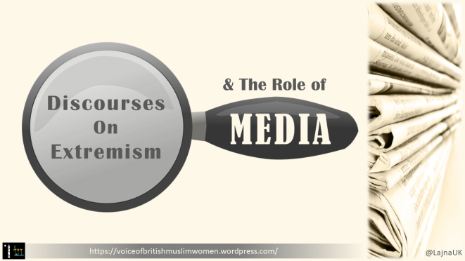 Extremism and role of Media