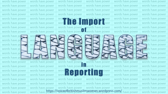 Import of Language in reporting
