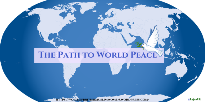 Path to World Peace Blog