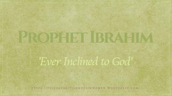 Prophet Ibrahim blog