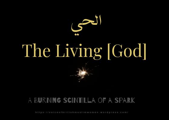 A Burning Scintilla of a Spark