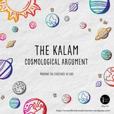 Kalam cosmological