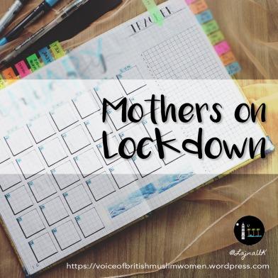Sameen blog - lockdown