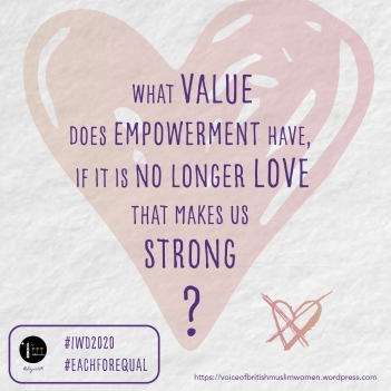 Womens day - value lovere2