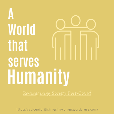 A World that serves Humanity