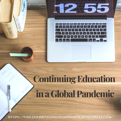 Continuing Education during a Global Pandemic